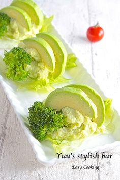 デパ地下デリ風♡アボカドポテトのグリーングリーンサラダ《簡単★節約★デパ地下★サラダ》 レシピブログ