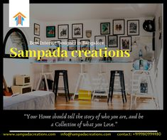 Sampada Creations, Budget Interior Designers in Whitefield, Bangalore. Call Now No Hidden Costs, Quality Materials. Always Here For You, Top Interior Designers, Best Interior, Beautiful Homes, Ideas, Home Decor, House Of Beauty, Decoration Home