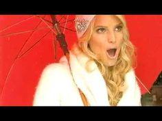 Jessica Simpson - Let It Snow (Music Video)