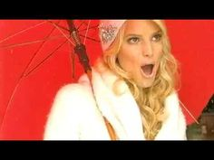 Jessica Simpson - Let It Snow (Music Video)