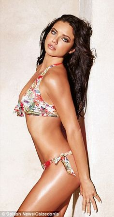 The secret:Adriana recently gave an interview with Vogue magazine, in which she divulged ...