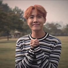 I know my board is almost entirely j-hope but I can't help but pin this. He is so freaking cute!!