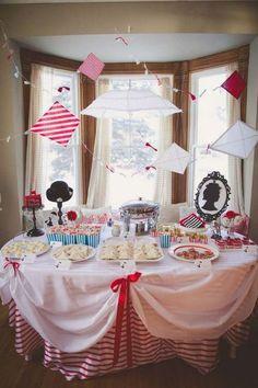 Mary Poppins birthday party | Catchmyparty.com