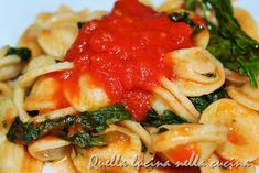 Ricette Regionali, tanti primi di pasta c'è da scegliere!!! #gialloblogs #ricetta #matteincucina #cookablog Ricette Regionali primi di pasta | Matte in cucina