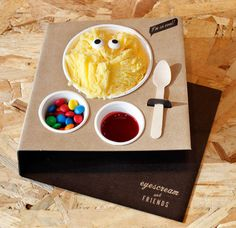 If It's Hip, It's Here: Eyescream And Friends. A Uniquely Branded Creative Dessert Experience.