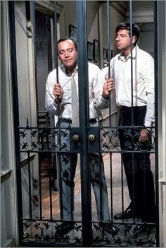 THE ODD COUPLE, Jack Lemmon, Walter Matthau, the best comedy film.