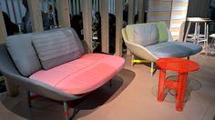 Moroso Salone del Mobile 2015 #MilanoDesignWeek #Moroso