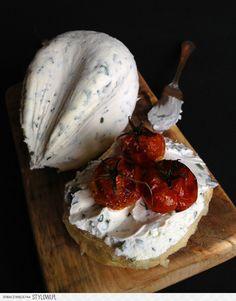 Tomato And Cheese, Polish Recipes, Slow Food, Antipasto, Diy Food, Food To Make, Food Photography, Food Porn, Food And Drink