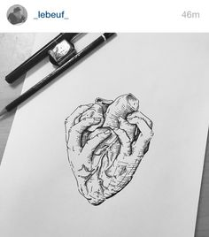 Heart and hands art – Hair Internet Tattoo Sketches, Drawing Sketches, Unique Drawings, Anatomy Art, Pencil Art Drawings, Hand Art, Couple Art, Body Art Tattoos, Art Inspo