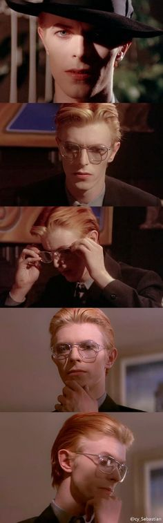"""David Bowie """"The Man Who Fell to Earth"""""""