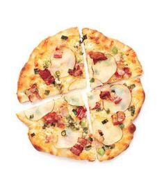 Potato and Bacon Pizza recipe