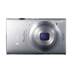 Canon PowerShot ELPH 320 HS 16.1 MP Wi-Fi Enabled CMOS Digital Camera with 5x Zoom 24mm Wide-Angle Lens with 1080p Full HD Video and 3.2-Inch Touch Panel LCD