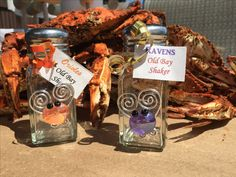 Ravens & Orioles Old Bay Shakers !
