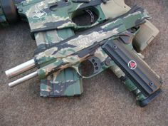 camo colt pistols | like 10mm especially Colt Deltas - 1911
