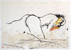 Naakt In Het Gras 2007 by Peter Schenk