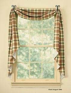country curtains | contemporary curtains | traditional curtains- HomespunByAndys.com