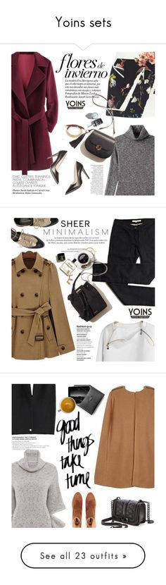 """""""Yoins sets"""" by purpleagony ❤ liked on Polyvore featuring Erdem, Anja, yoinscollection, Rebecca Minkoff, Louis Vuitton, Minimalist, minimalism, Minimaliststyle, polyvoreOOTD and H&M"""