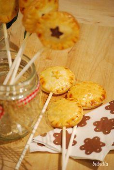 BABALLA cómo ser madre trabajadora y no morir en el intento): piruletas de nutella, hazlas para nochebuena