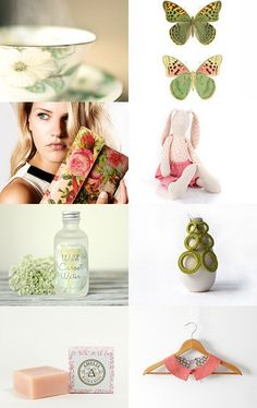 Magic of Flowers by Diana on Etsy--Pinned with TreasuryPin.com