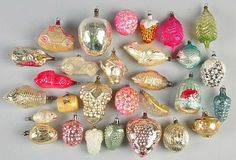 The High Value of Vintage Christmas Ornaments