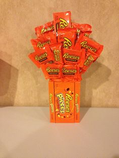 Reese's Candy Bouquet – Bella Grace Boutique Inc