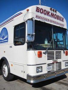 Bookmobile, Rochester (Minn.) Public Library.