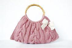 Плетени чанти / Knitted handbags