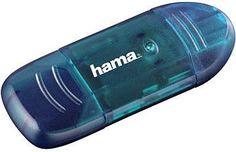Miniaturní externí čtečka paměťových karet HAMA Mobile 6v1 nabízí možnost snadno a rychle získat prostředek jak na jakémkoliv počítači přistupovat k obsahu na různých typech paměťových karet. Stačí vložit čtečku do USB portu Vašeho notebooku či stolního počítače a práce s obsahem na paměťových kartách může začít. Čtečka zaujme také neobvyklým modrým barevným provedením.Parametry a...