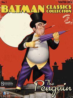 Batman Classics Collection statuette The Penguin Tweeterhead