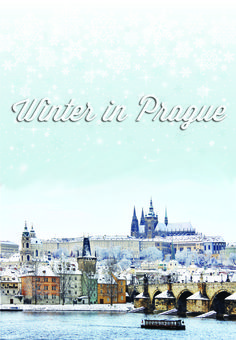 Come to Prague in winter and you'll experience a magical city, especially during Xmas time!