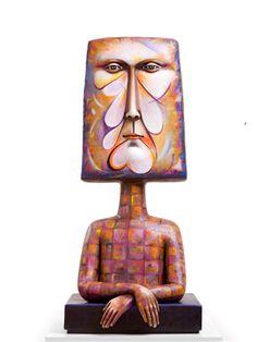 sergio bustamante sculptures   Sergio Bustamante
