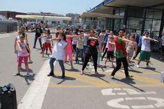 Welcome in Naples - Flash Mob a cura di Boom Bap - 10 Giugno 2014 - foto di Roberta Pagano per AGiSCo  #giugnogiovani www.giugnogiovani.it