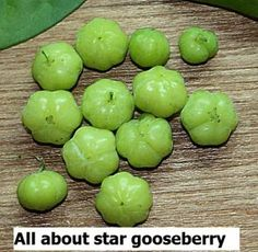 Star gooseberry – nutrition, proven benefits and recipes