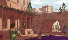 Feng Zhu Design: More line art via PinCG.com