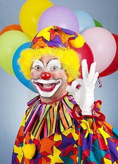 Balloons Clowns