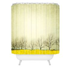 Shannon Clark Change Of Season Shower Curtain | DENY Designs Home Accessories