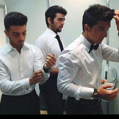 IL VOLO  💌💌💌  ✈ 2016... getting ready for the stage