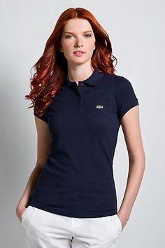 21 Lacoste Womens Polos ideas | lacoste, lacoste women, pique polo ...