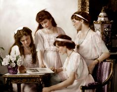 Grand Duchesses of Russia