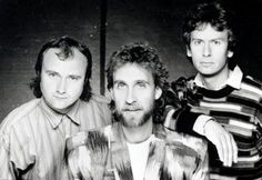 Genesis with Phil Collins