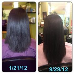 Hairfinity Hair Vitamins, before and after. Order today, you won't be disappointed www.hairfinity.com/