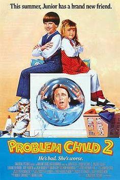 Problem Child 1 and 2—classics!