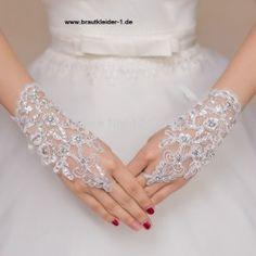 Braut Handschuh Bernadette