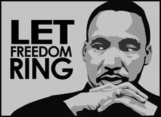 Let Freedom Ring (Martin Luther King Jr. Let Freedom Ring, I Have A Dream, Dream Big, King Jr, Martin Luther King Day, In This World, Inspirational Quotes, Let It Be, Words