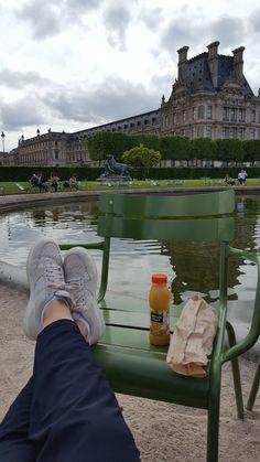 Paris - Tuillerie gardens