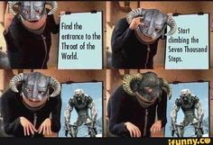 Skyrim. That frost troll has killed me so many times.