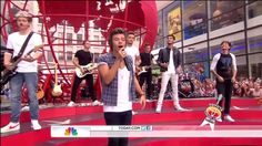 One Direction - Best Song Ever on Today Show August 23 2013