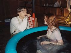 The awkward moment when you find out Titanic was filmed in a plastic pool