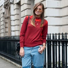 70 snaps straight from #LFW #streetstyle