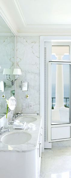 The epitome of fresh, timeless style at Grand Hotel du Cap Ferrat